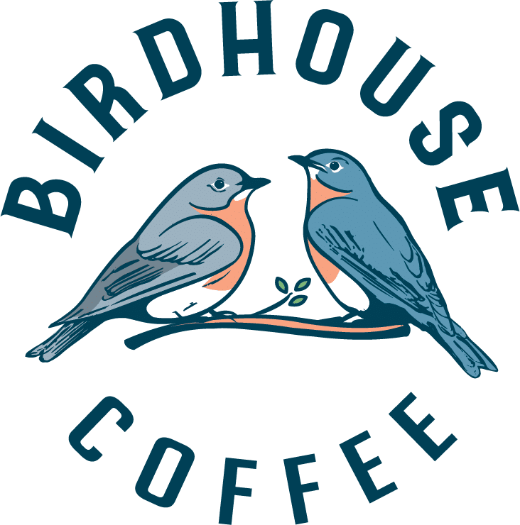 Birdhouse Coffee Circular Logo