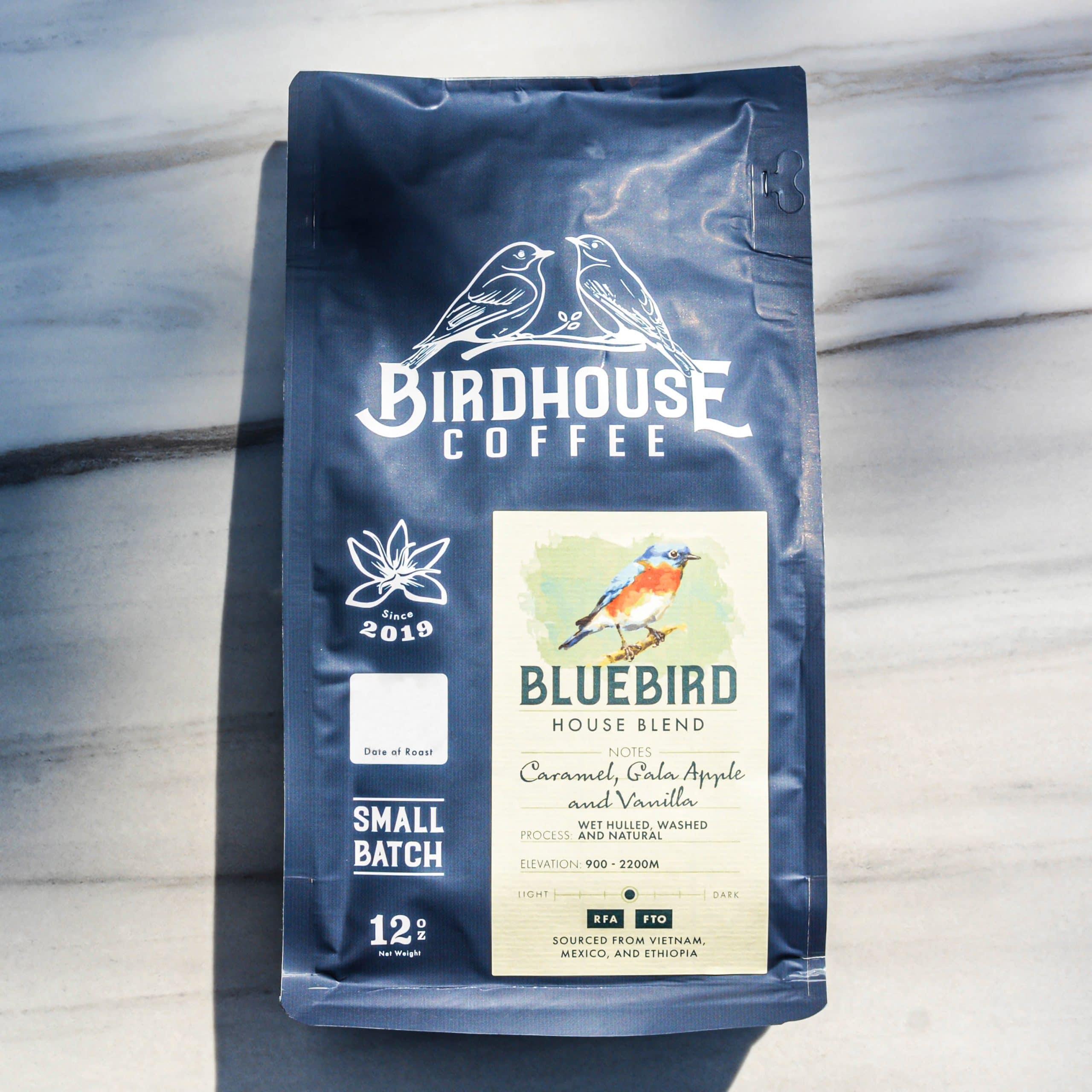 Bluebird – House Blend