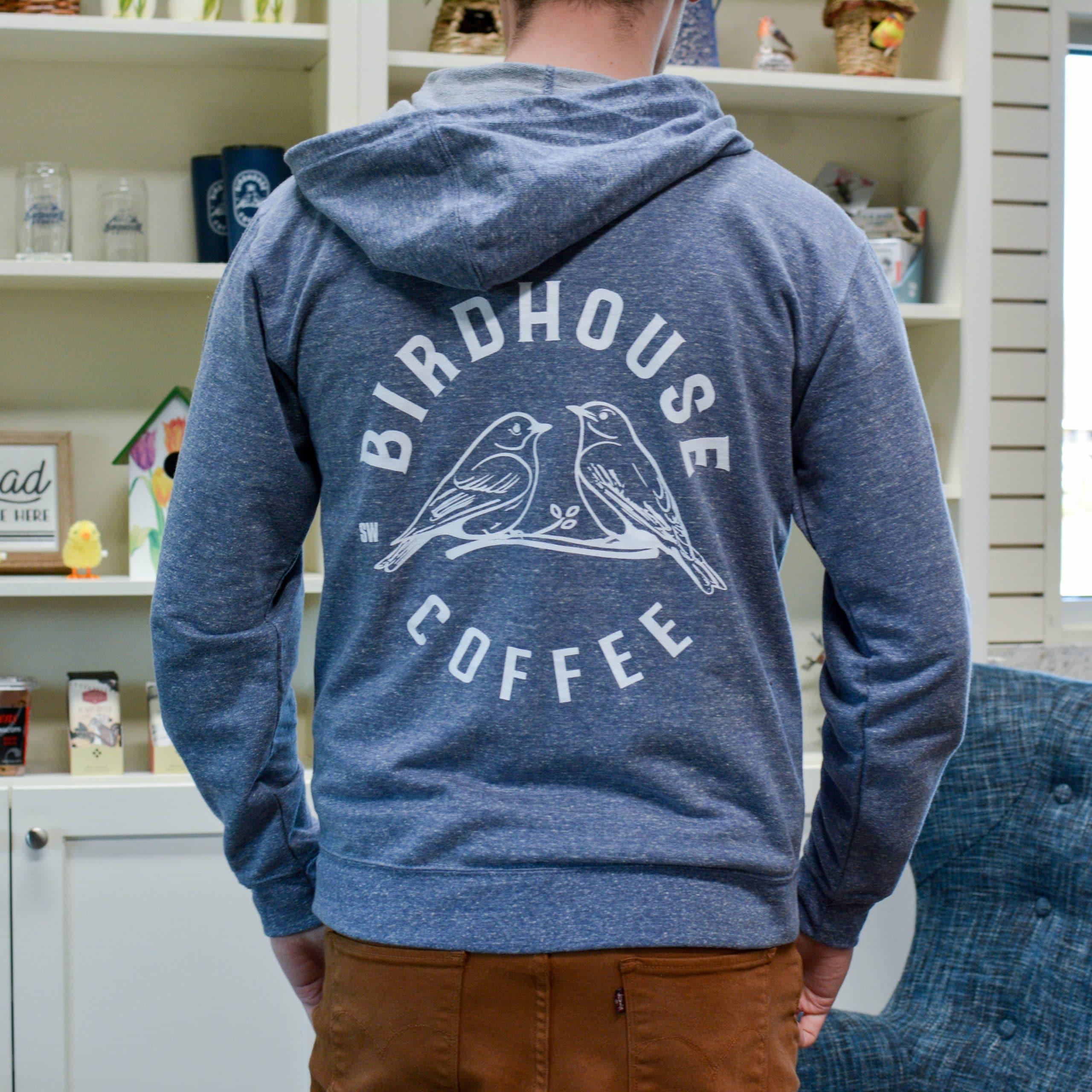 Birdhouse Unisex Hoodie