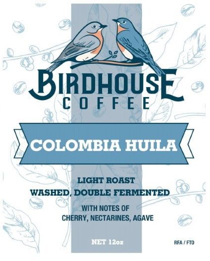 Colombia Huila – Single Origin