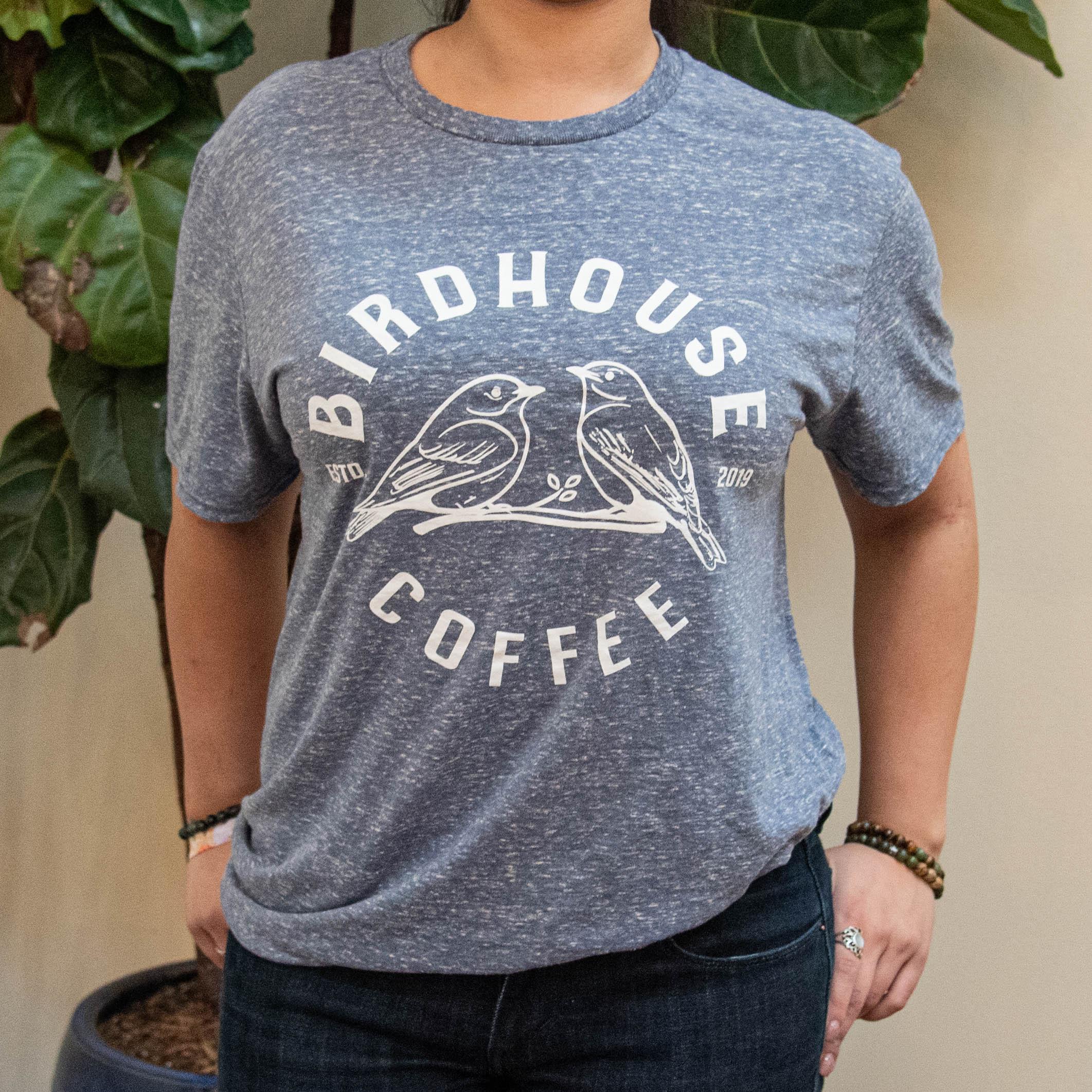 Birdhouse Unisex Crew Neck T-Shirt
