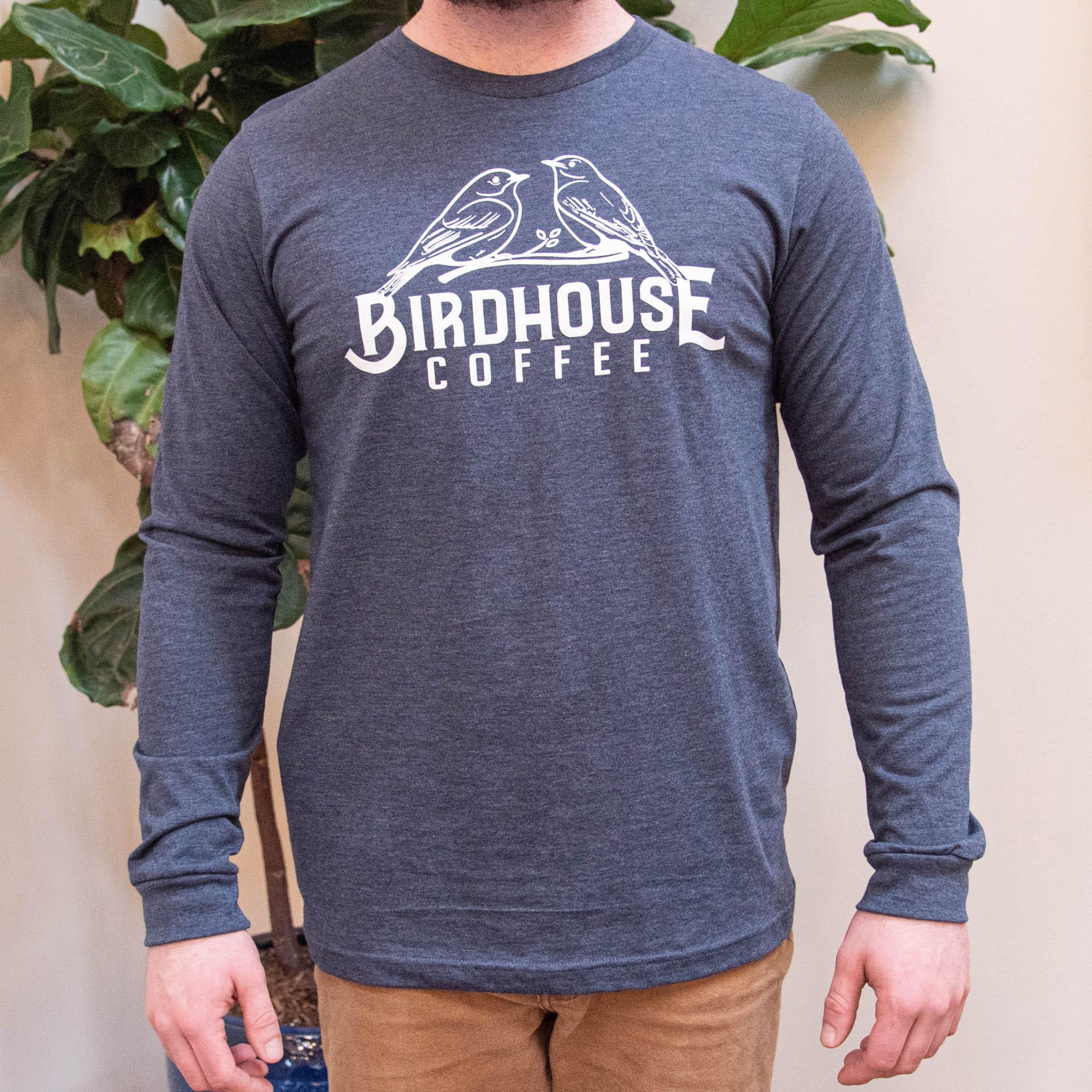 Birdhouse Unisex Long-Sleeve Shirt