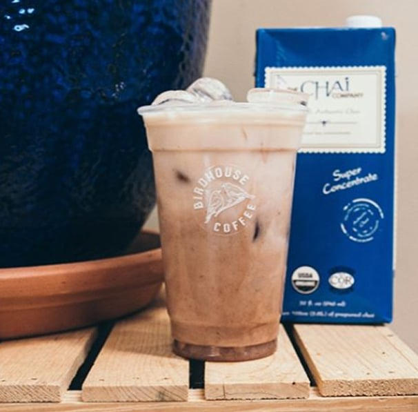 Single Iced Chai Latte (Pickup Only)