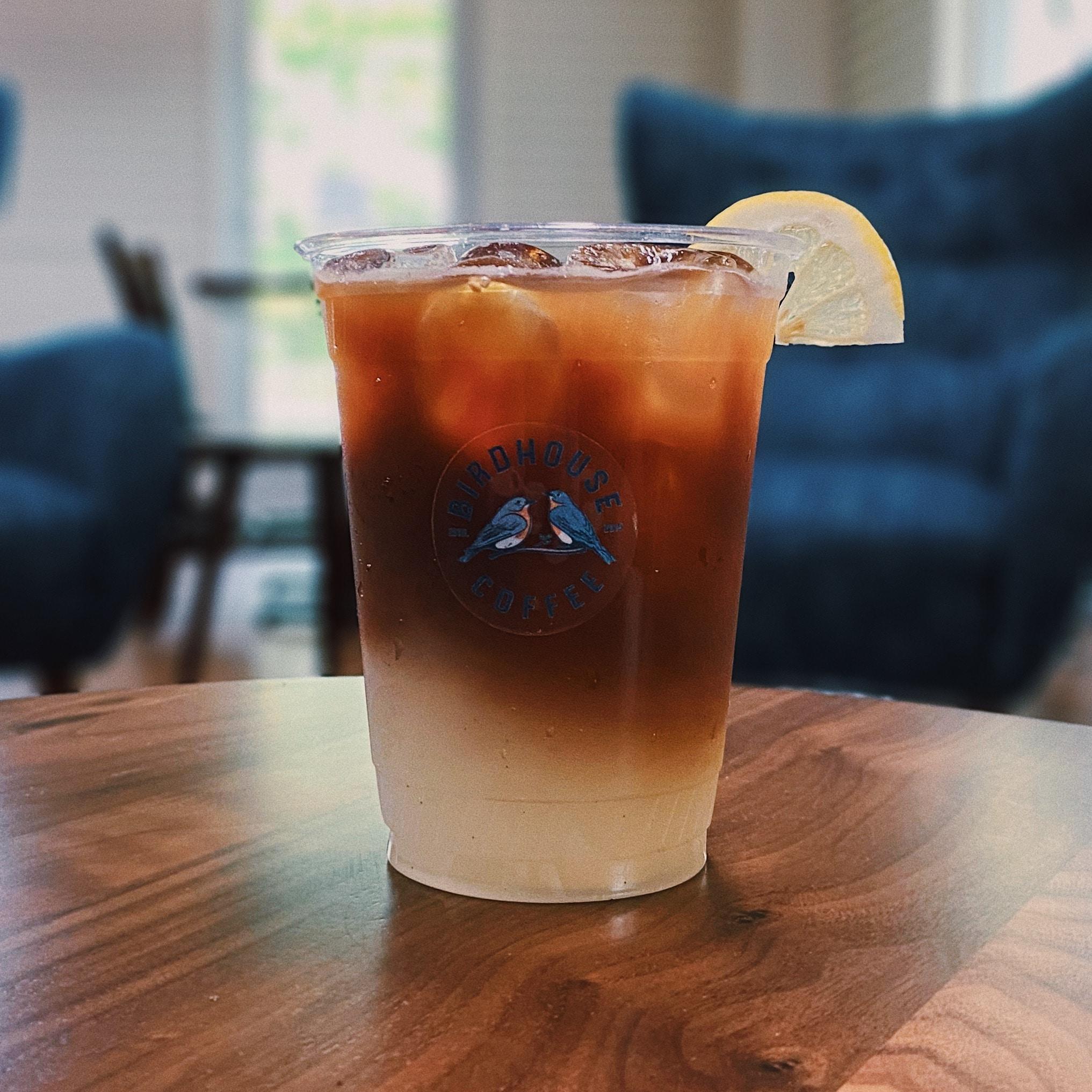 Espresso Lemonade