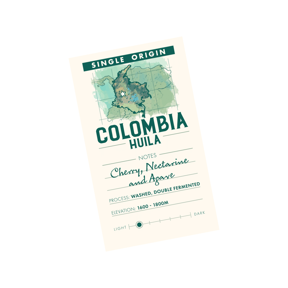 Colombia Huila – Single Origin